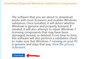 Cara Membuat Windows 7 Bajakan Menjadi Genuine Asli Selamanya Santri Teknologi